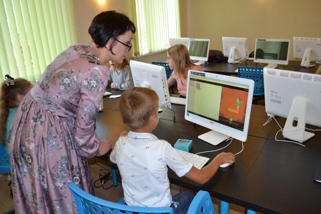 Никакой кружок программирования для детей не сравниться со школой